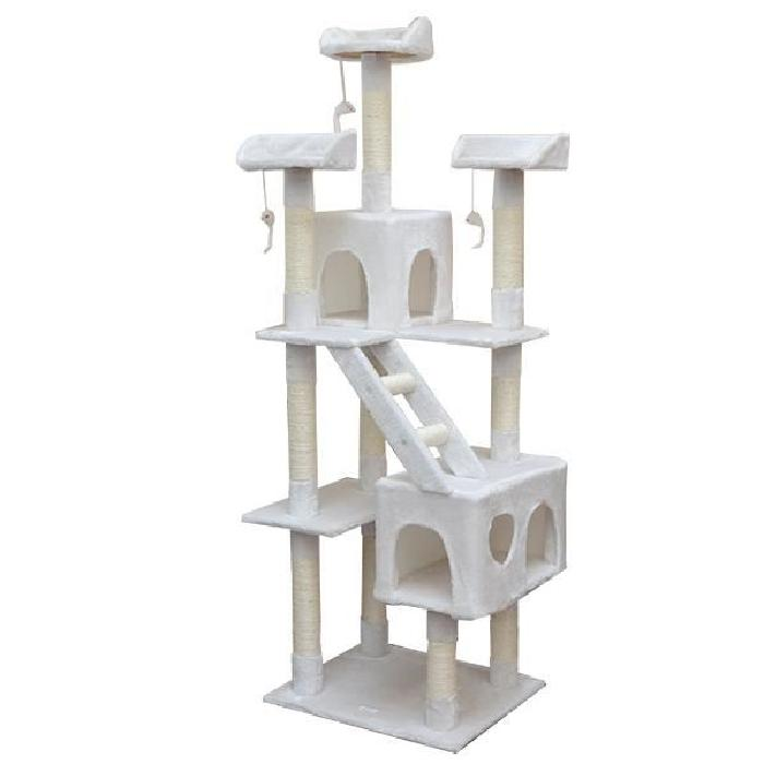 arbre a chat 180 cm pas cher. Black Bedroom Furniture Sets. Home Design Ideas