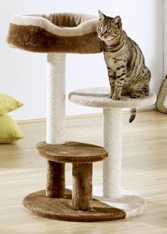 arbre a chat 3 etages. Black Bedroom Furniture Sets. Home Design Ideas