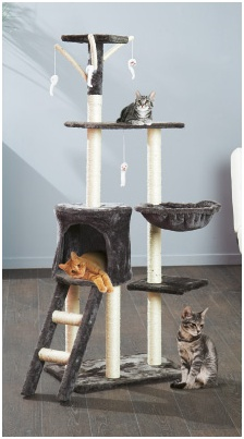 arbre a chat gifi 89 euros. Black Bedroom Furniture Sets. Home Design Ideas