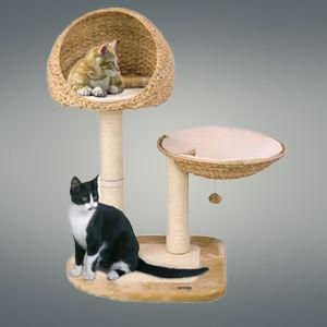 arbre a chat banana leaf pas cher. Black Bedroom Furniture Sets. Home Design Ideas