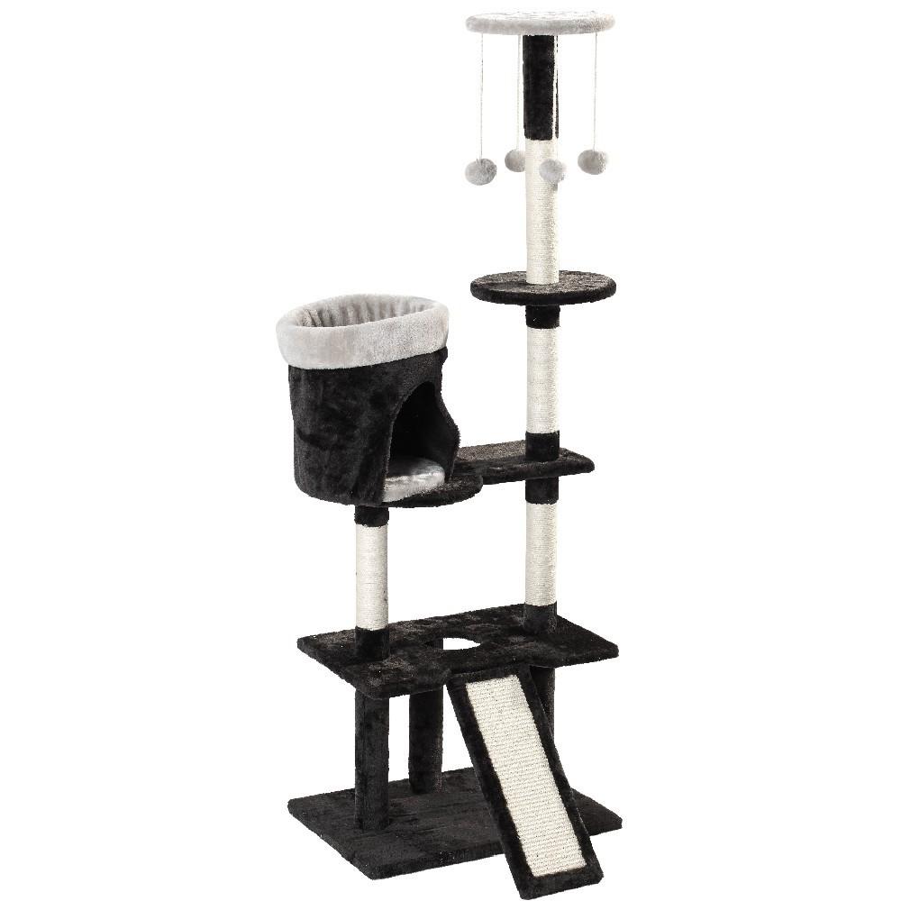 arbre a chat chez gifi. Black Bedroom Furniture Sets. Home Design Ideas