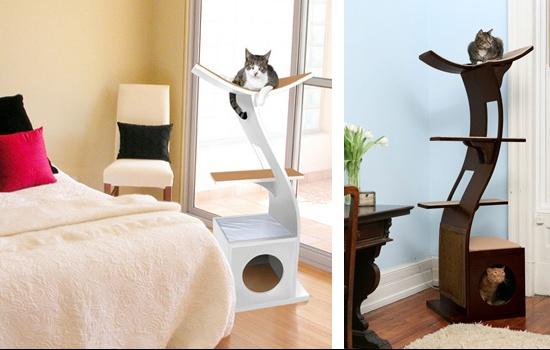 arbre a chat design ikea. Black Bedroom Furniture Sets. Home Design Ideas