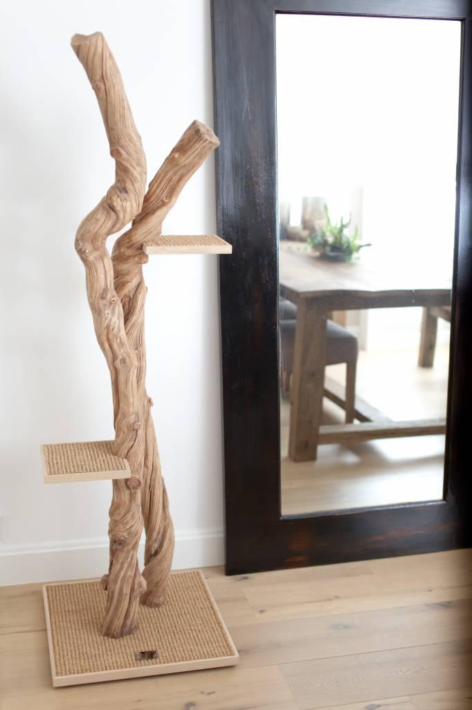 arbre a chat design moderne. Black Bedroom Furniture Sets. Home Design Ideas