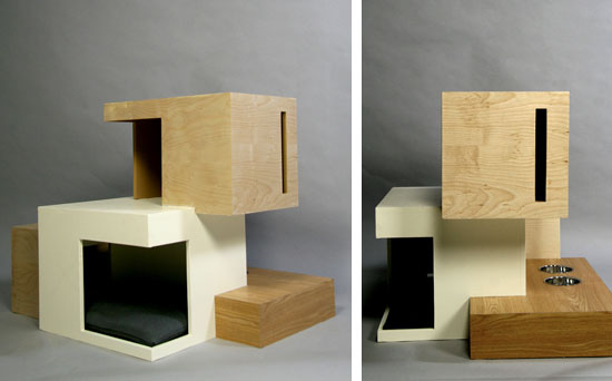 arbre a chat design paris. Black Bedroom Furniture Sets. Home Design Ideas