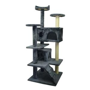 arbre a chat famiflora. Black Bedroom Furniture Sets. Home Design Ideas