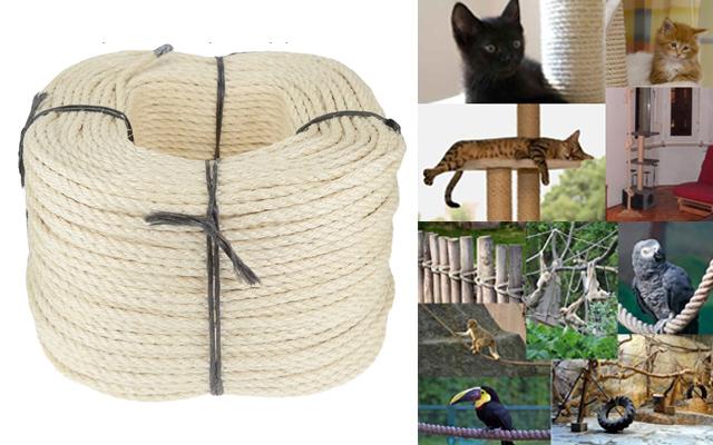 arbre a chat ficelle. Black Bedroom Furniture Sets. Home Design Ideas