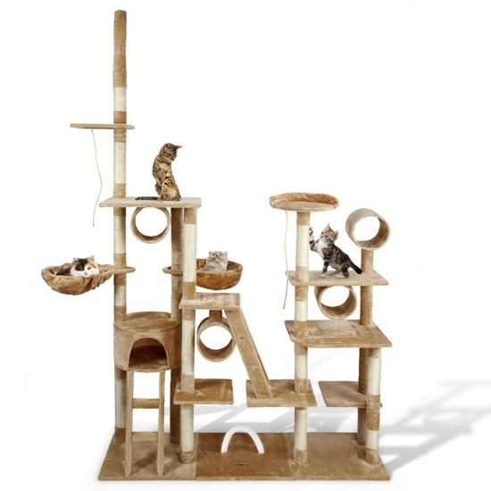 arbre a chat geant allemagne. Black Bedroom Furniture Sets. Home Design Ideas