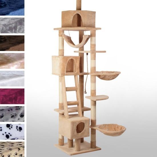 arbre a chat geant original. Black Bedroom Furniture Sets. Home Design Ideas