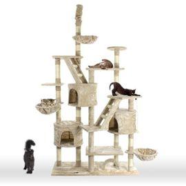 arbre a chat grand et pas cher. Black Bedroom Furniture Sets. Home Design Ideas