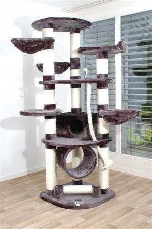 Arbre À Chat Pour Gros Chat : arbre a chat grand et pas cher ~ Nature-et-papiers.com Idées de Décoration