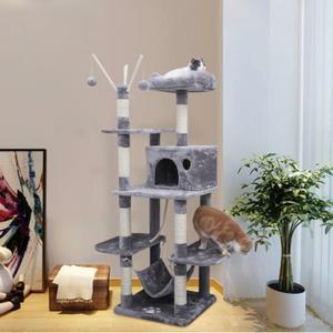 arbre a chat grand. Black Bedroom Furniture Sets. Home Design Ideas