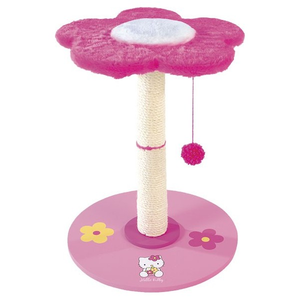 arbre a chat hello kitty