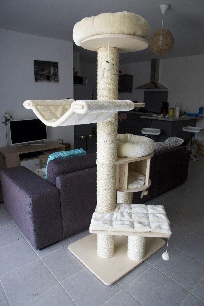 arbre a chat katzen. Black Bedroom Furniture Sets. Home Design Ideas