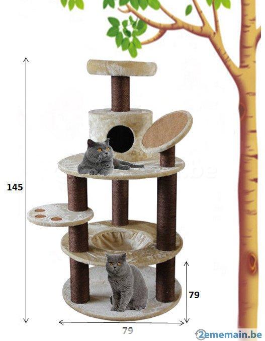 arbre a chat livraison gratuite. Black Bedroom Furniture Sets. Home Design Ideas