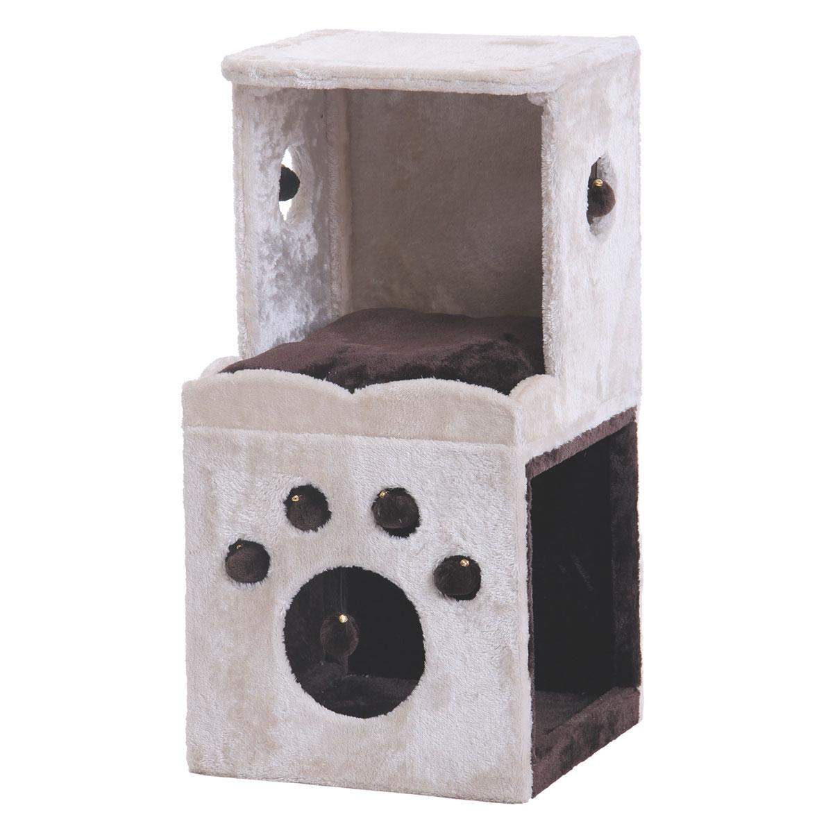 arbre a chat moyen pas cher. Black Bedroom Furniture Sets. Home Design Ideas