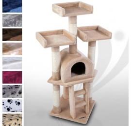 arbre a chat moyen. Black Bedroom Furniture Sets. Home Design Ideas