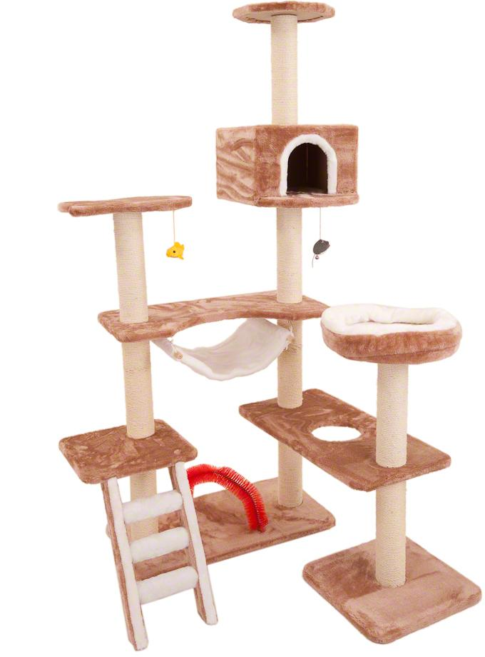 arbre a chat pain d 39 epice. Black Bedroom Furniture Sets. Home Design Ideas