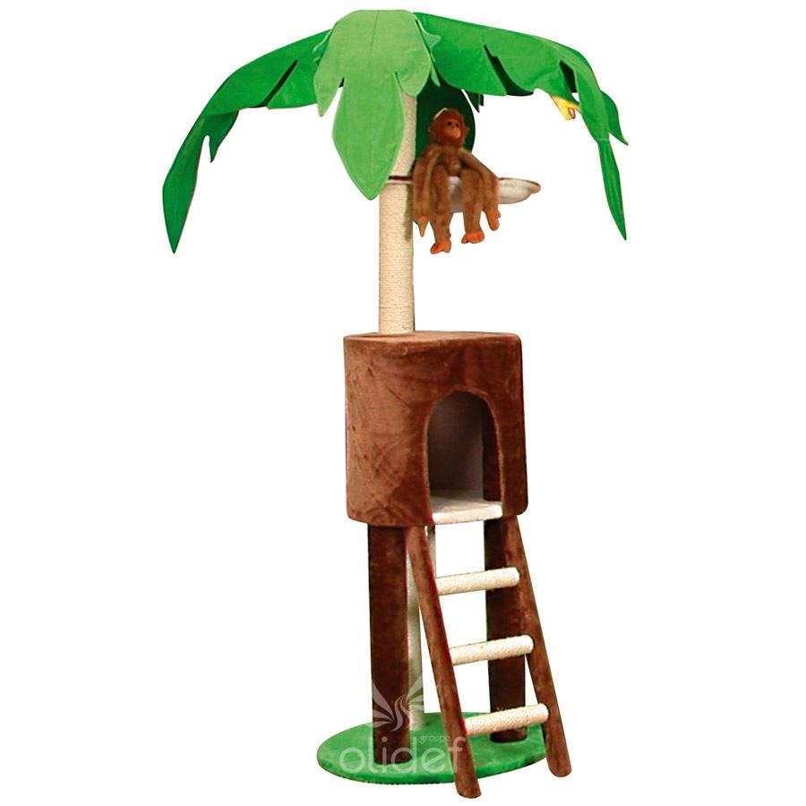 arbre a chat palmier pas cher. Black Bedroom Furniture Sets. Home Design Ideas