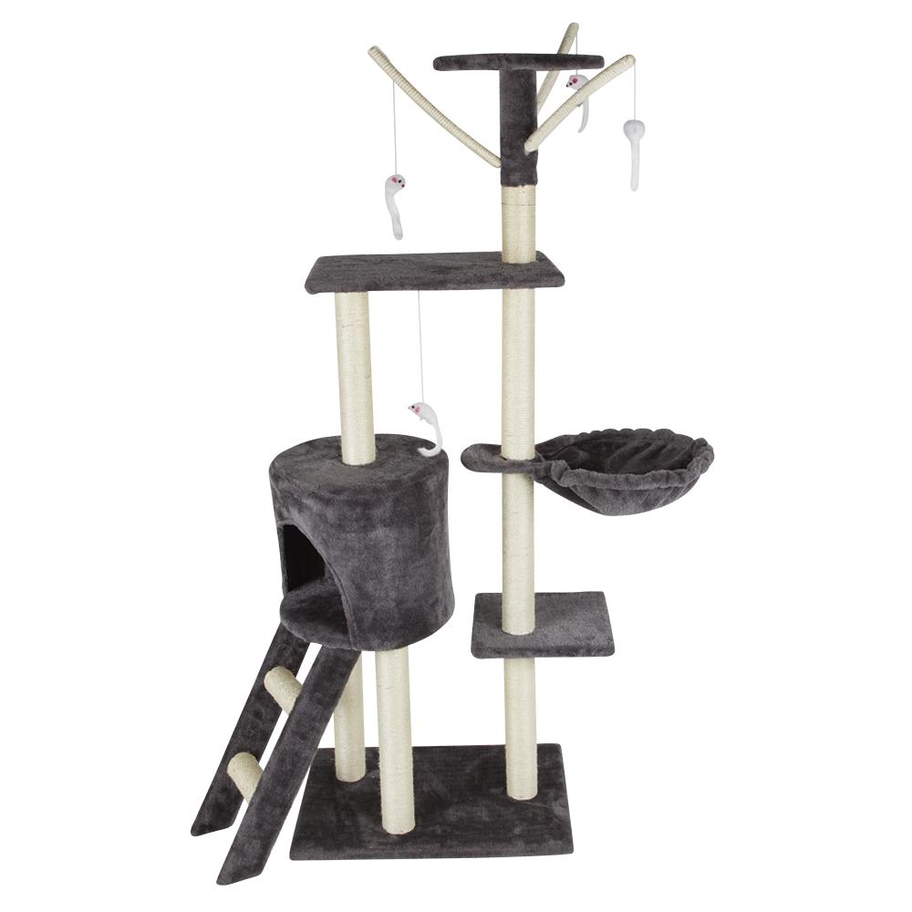 arbre a chat pas cher a gifi. Black Bedroom Furniture Sets. Home Design Ideas