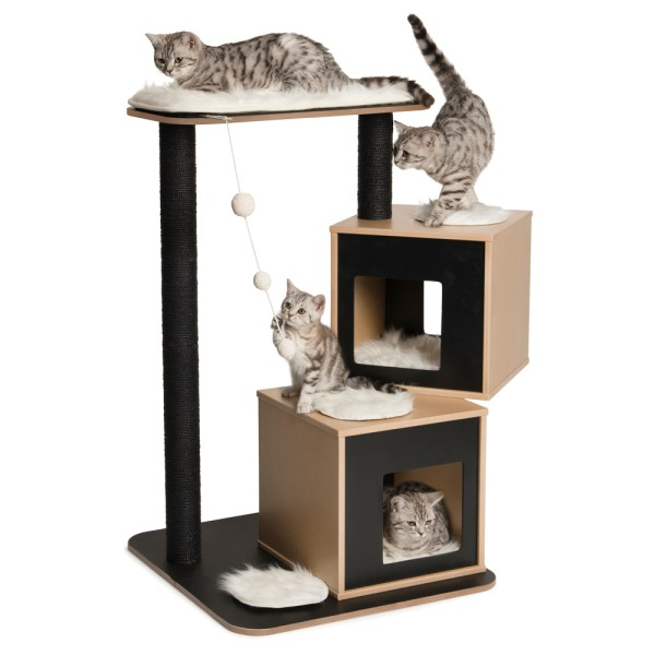 arbre a chat pas cher animalis. Black Bedroom Furniture Sets. Home Design Ideas
