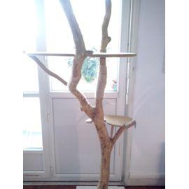 arbre a chat pas cher en bois. Black Bedroom Furniture Sets. Home Design Ideas