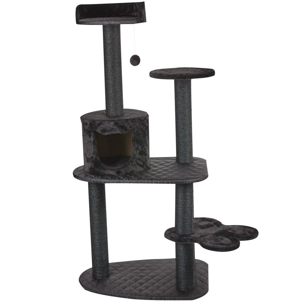 arbre a chat pas cher gifi. Black Bedroom Furniture Sets. Home Design Ideas