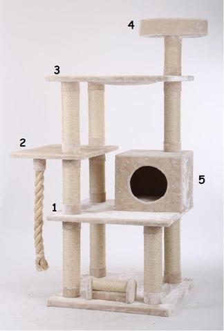 arbre a chat le bon coin. Black Bedroom Furniture Sets. Home Design Ideas