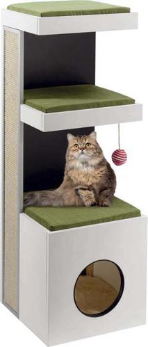 arbre a chat pas cher leclerc. Black Bedroom Furniture Sets. Home Design Ideas