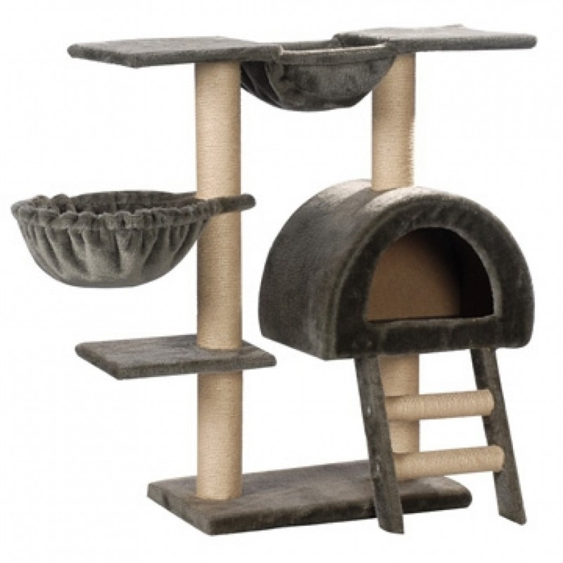 arbre a chat promo. Black Bedroom Furniture Sets. Home Design Ideas