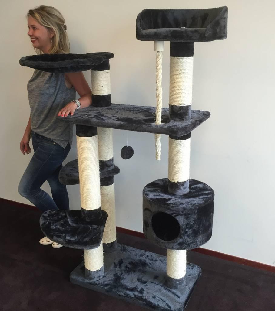 arbre a chat robuste. Black Bedroom Furniture Sets. Home Design Ideas
