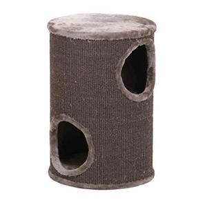 arbre a chat rond. Black Bedroom Furniture Sets. Home Design Ideas