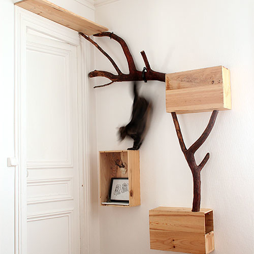 arbre a chat scandinave