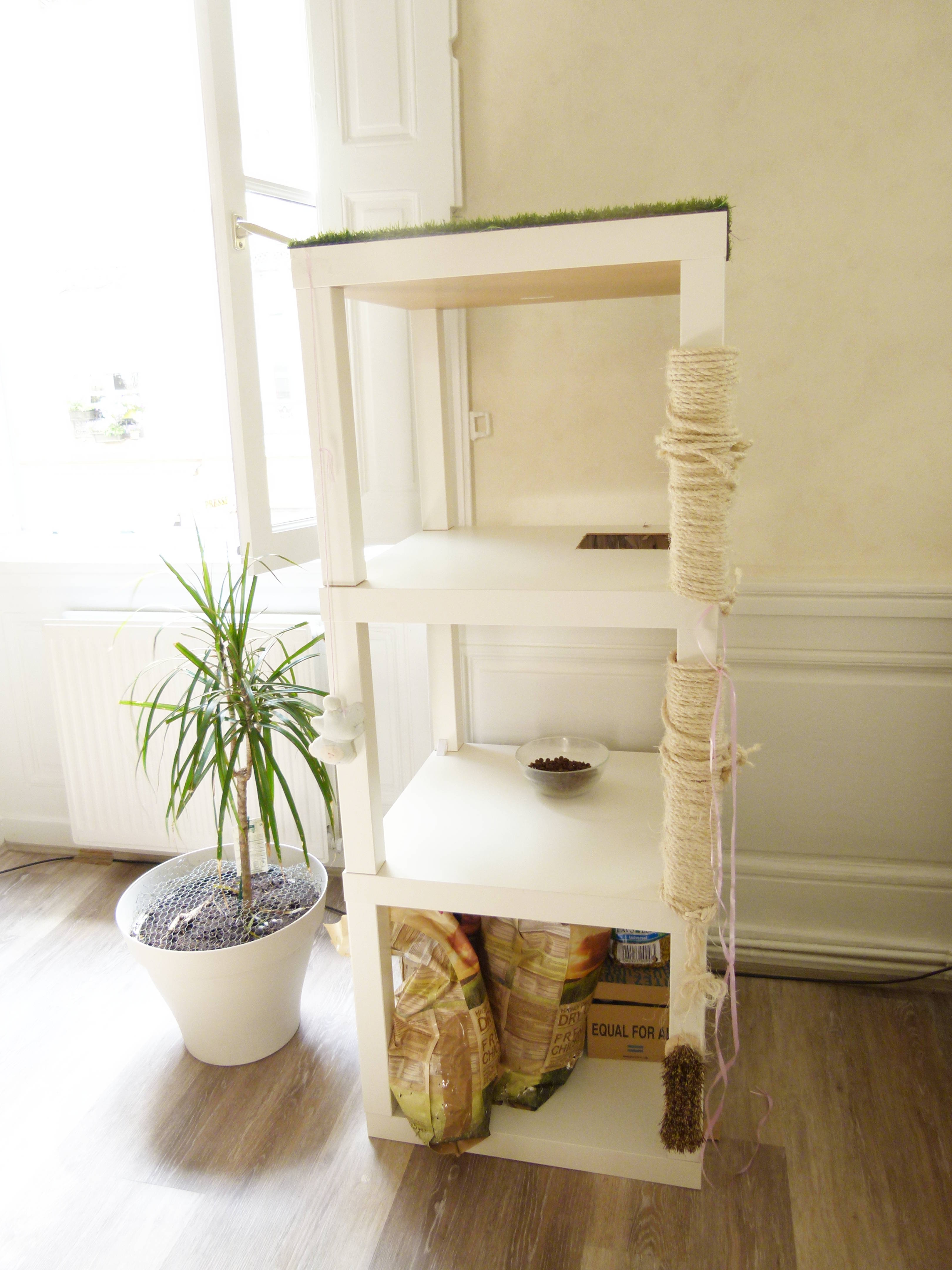 arbre a chat table ikea