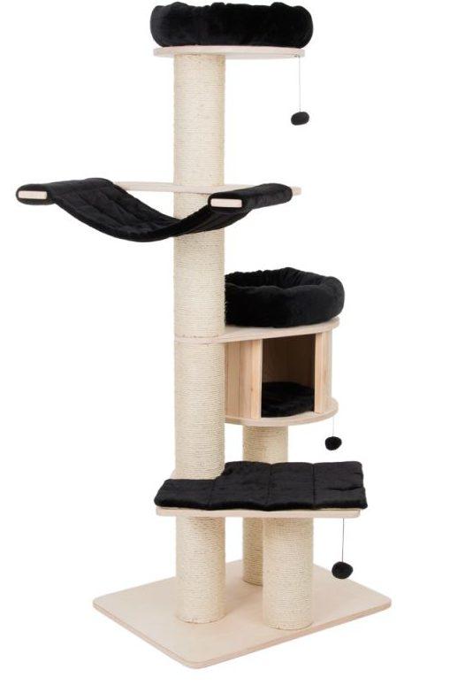 arbre a chat utile ou pas. Black Bedroom Furniture Sets. Home Design Ideas