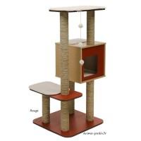 arbre a chat vesper lounge. Black Bedroom Furniture Sets. Home Design Ideas