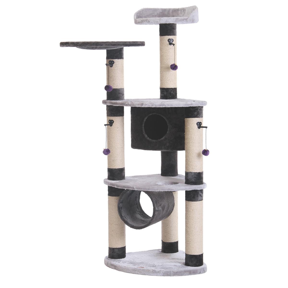 arbre a chat vraiment pas cher. Black Bedroom Furniture Sets. Home Design Ideas