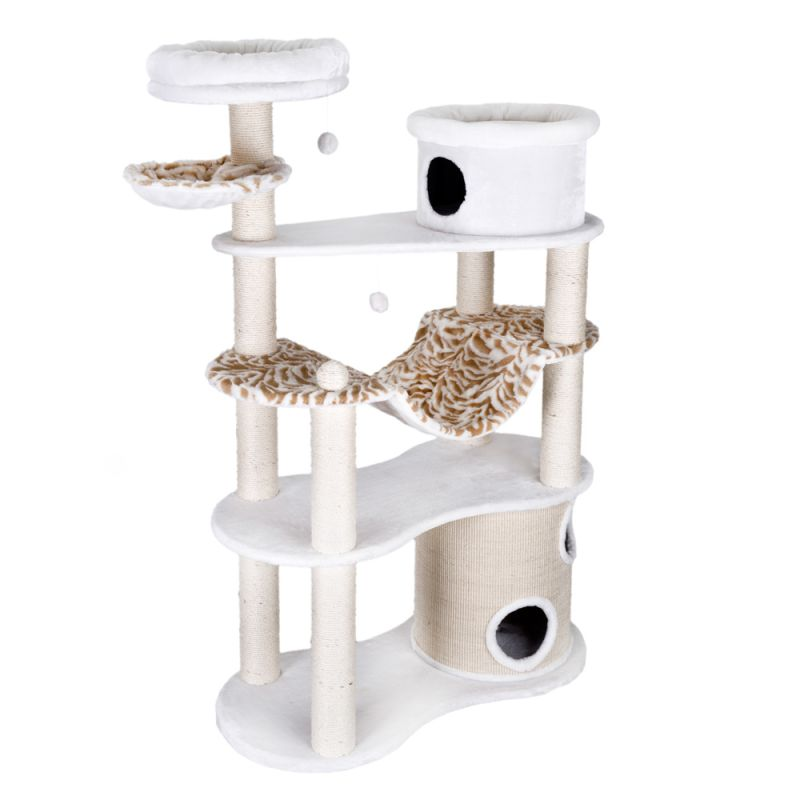 arbre a chat white tiger xxl
